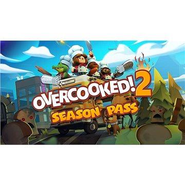 Overcooked! 2 - Season Pass (PC) Klíč Steam (750535)