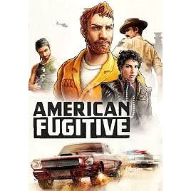 American Fugitive (PC) Steam DIGITAL (764338)