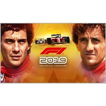 F1 2019 Legends Edition (PC) Steam DIGITAL (784948)