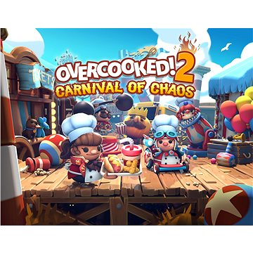 Overcooked! 2 - Carnival of Chaos - PC DIGITAL (821566)