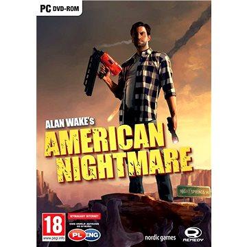 Alan Wake's American Nightmare - PC DIGITAL (798679)