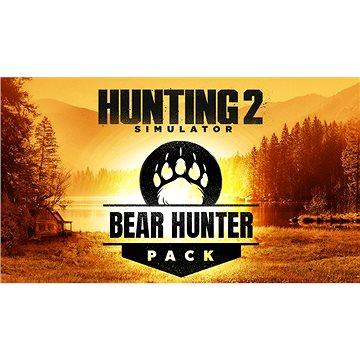 Hunting Simulator 2 Bear Hunter Pack - PC DIGITAL (1193938)