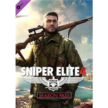Sniper Elite 4 - Season Pass - PC DIGITAL (801124)