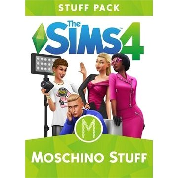 The Sims 4 Moschino - PC DIGITAL (847246)