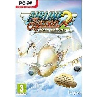 Airline Tycoon 2 GOLD (PC) klucz Steam (690662)