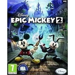 Disney Epic Mickey 2: The Power of Two - PC DIGITAL (693696)