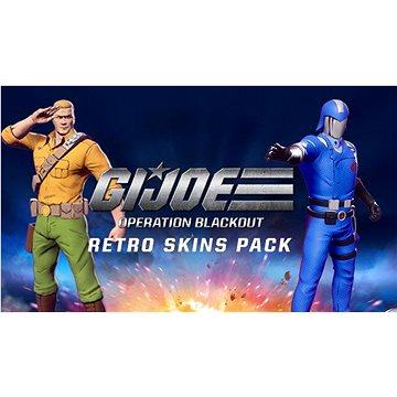 G.I. Joe: Operation Blackout - Retro Skins Pack (1281031)