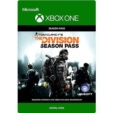 Tom Clancy's The Division: Season Pass - Xbox Digital (7D4-00109)