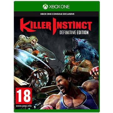 Killer Instinct: Definitive Edition - Xbox One/Win 10 Digital (G7Q-00036)