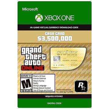 Grand Theft Auto V (GTA 5): Whale Shark Card DIGITAL (7F6-00004)