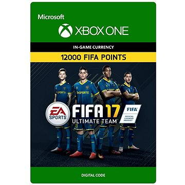 FIFA 17 Ultimate Team FIFA Points 12000 DIGITAL (7F6-00063)