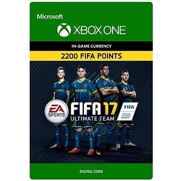 FIFA 17 Ultimate Team FIFA Points 2200 DIGITAL (7F6-00061)
