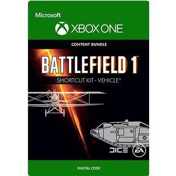 Battlefield 1: Shortcut Kit: Vehicle Bundle - Xbox Digital (7D4-00162)