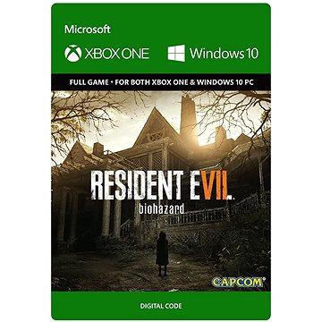 RESIDENT EVIL 7 biohazard - Xbox One/Win 10 Digital (G3Q-00262)