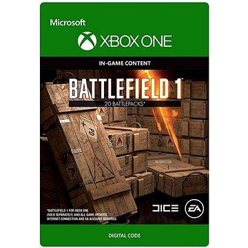 Battlefield 1: Battlepack X 20 - Xbox Digital (7F6-00083)