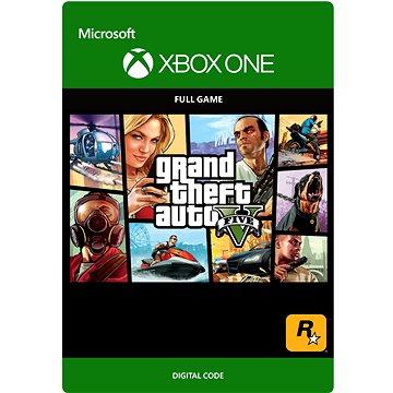 Grand Theft Auto V (GTA 5) - Xbox Digital (G3Q-00011)