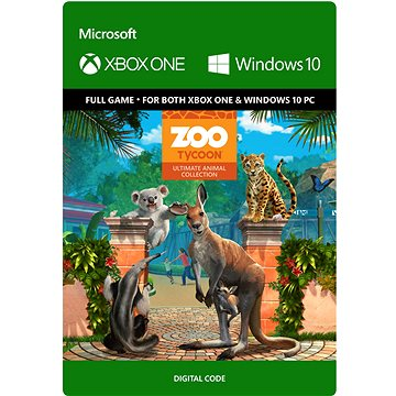 Zoo Tycoon: Ultimate Animal Collection - Xbox Digital (G7Q-00061)