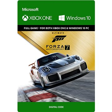 Forza Motorsport 7 Ultimate Edition - Xbox One/Win 10 Digital (G7Q-00063)