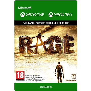 Rage - Xbox 360, Xbox Digital (G3P-00105)