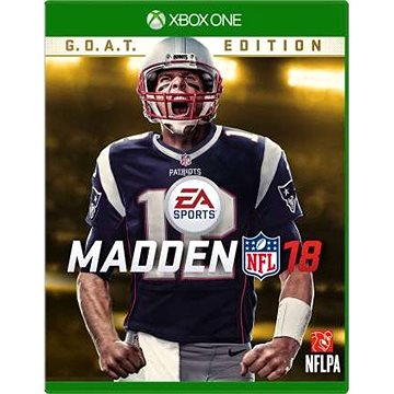 Madden NFL 18: G.O.A.T. Holiday Upgrade - Xbox Digital (7D4-00250)