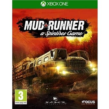 Spintires: MudRunner - Xbox Digital (G3Q-00411)