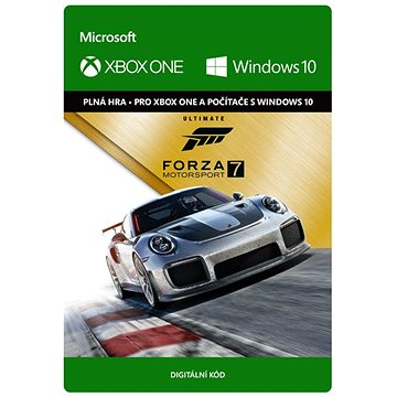 Forza Motorsport 7: Ultimate Edition - Xbox One/Win 10 Digital (G7Q-00063)