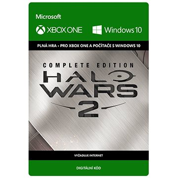 Halo Wars 2: Complete Edition - Xbox One/Win 10 Digital (G7Q-00068)