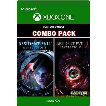 Resident Evil Revelations 1 & 2 Bundle - Xbox Digital (7F6-00155)