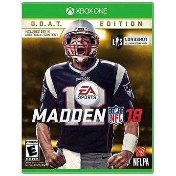 Madden NFL 18 - G.O.A.T. Squads Upgrade - Xbox Digital (7D4-00222)