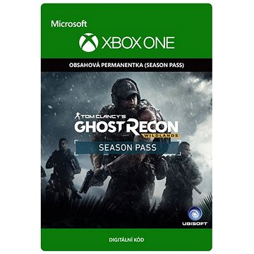 Tom Clancy's Ghost Recon Wildlands: Season Pass - Xbox Digital (7D4-00142)