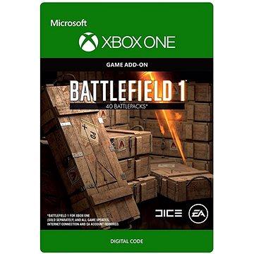 Battlefield 1: Battlepack X 40 - Xbox Digital (7F6-00086)