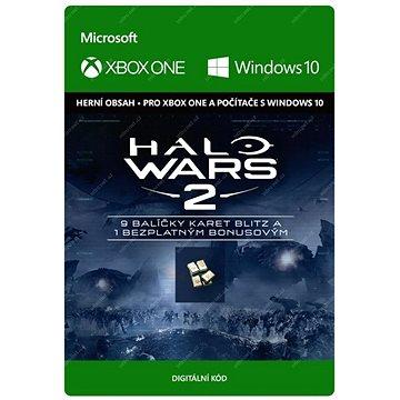 Halo Wars 2: 10 Blitz Packs - Xbox One/Win 10 Digital (7F6-00090)