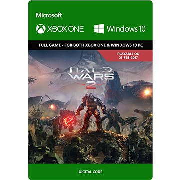 Halo Wars 2: Standard Edition - Xbox One/Win 10 Digital (G7Q-00034)