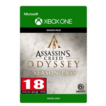 Assassin's Creed Odyssey: Season Pass - Xbox Digital (7D4-00326)