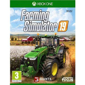 Farming Simulator 19 - Premium Edition - Xbox Digital (G3Q-00465)