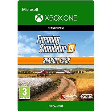 Farming Simulator 19 - Season Pass - Xbox Digital (7D4-00299)