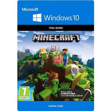 Minecraft Windows 10 Starter Collection - PC DIGITAL (2WY-00002)