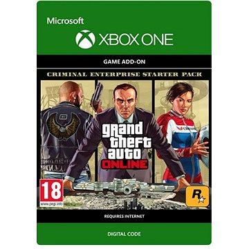 Grand Theft Auto V (GTA 5): Criminal Enterprise Starter Pack - Xbox Digital (7D4-00262)