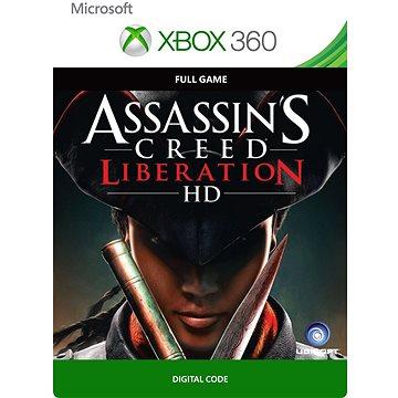 Assassin's Creed Liberation - Xbox 360, Xbox Digital (G3P-00119)