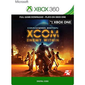XCOM: Enemy Within - Xbox 360, Xbox Digital (G3P-00017)