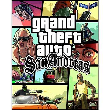 Grand Theft Auto: San Andreas - Xbox Digital (G3P-00009)