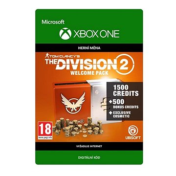 Tom Clancy's The Division 2: Welcome Pack - Xbox Digital (7D4-00354)
