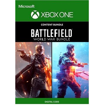Battlefield Deluxe World War Bundle - Xbox Digital (G3Q-00637)
