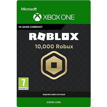 10,000 Robux for Xbox - Xbox Digital
