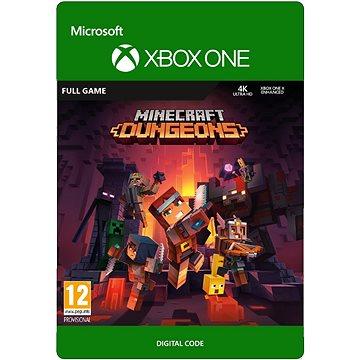 Minecraft Dungeons - Xbox Digital (G7Q-00086)