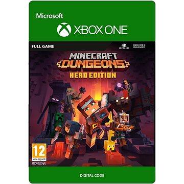 Minecraft Dungeons: Hero Edition Xbox Digital (G7Q-00087)