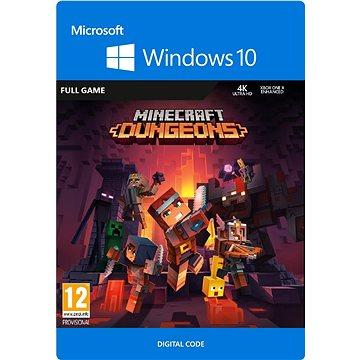Minecraft Dungeons - Windows 10 Digital (2WU-00029)