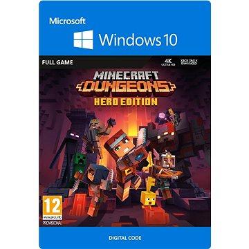 Minecraft Dungeons: Hero Edition - Windows 10 Digital (2WU-00028)