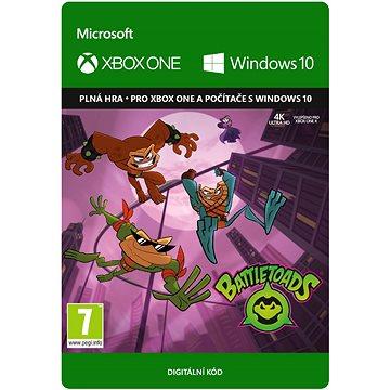 Battletoads - Xbox One/Win 10 Digital (G7Q-00104)