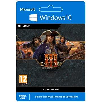 Age of Empires 3: Definitive Edition - Windows 10 Digital (2WU-00035)